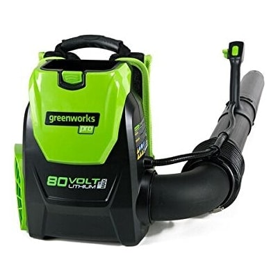 Greenworks BPB80L00 Backpack Blower