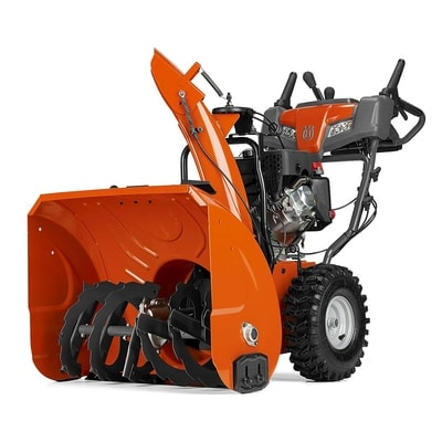 Husqvarna ST227P two-stage snow blower