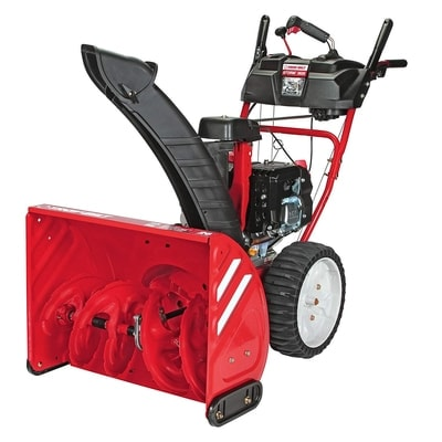 Troy-Bilt Storm 2625 two-stage snow blower