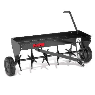 Brinly PA-40BH Tow Behind Plug Aerator 40-Inch