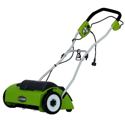 My Top Pick - GreenWorks Lawn Aerator