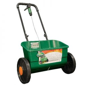Scotts 76565 Turf Builder Classic Drop Spreader