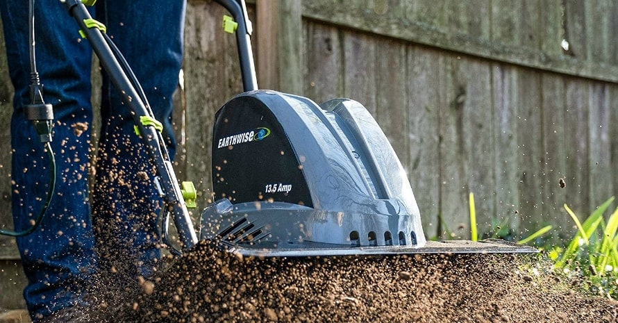 Earthwise TC70016 Electric Tiller