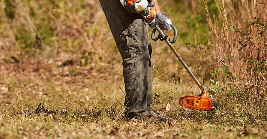 Husqvarna 324L 4-Cycle 18 Cutting Path Gas String Trimmer featured image