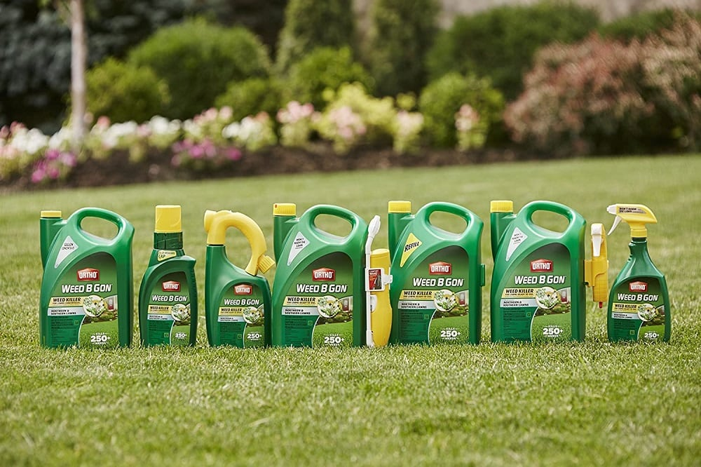 Ortho 0430005 B Gon Weed Killer for Lawns Concentrate2