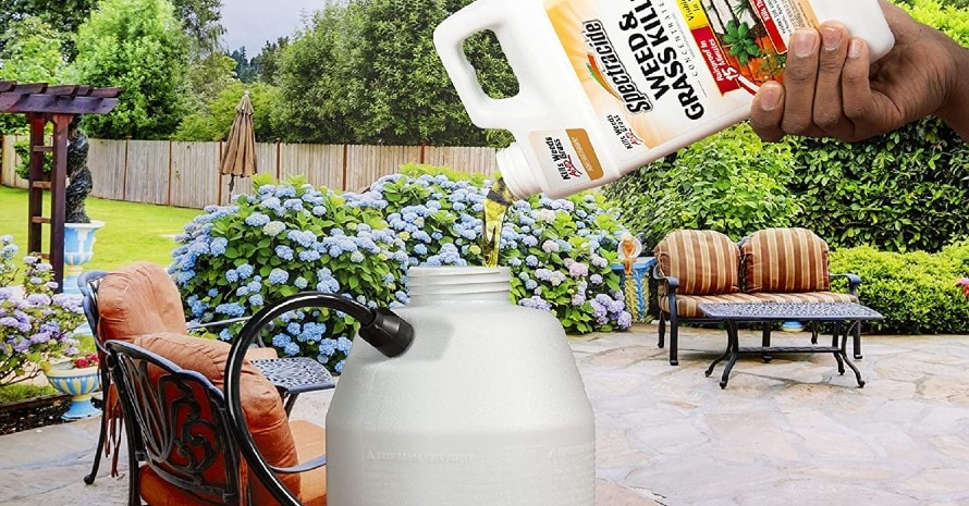 Spectracide Weed & Grass Killer Concentrate image