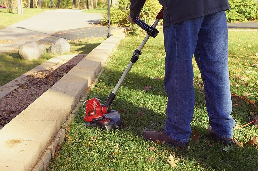 Toro 51480 Corded 14-Inch Electric Trimmer and Edger