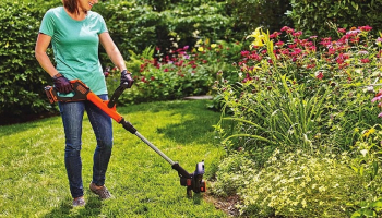 The Best Battery-Powered Weed Eater — Lawn & Order