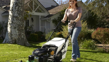 Best Electric Start Lawn Mower: Definitive Guide & Reviews