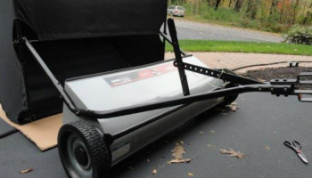 Ohio Steel Lawn Sweeper Review: Detailed Analysis